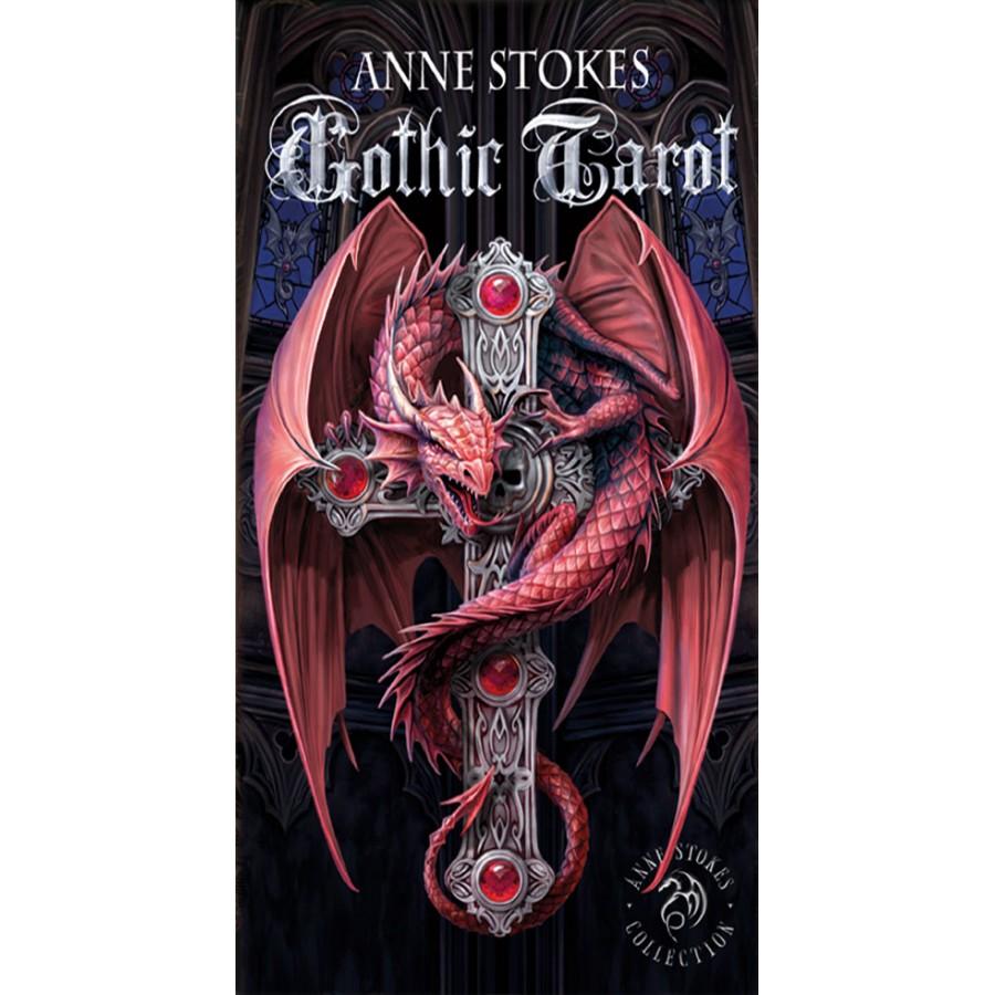 Anne Stokes Gothic Tarot 13