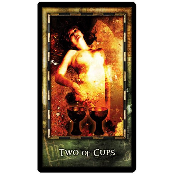 Archeon Tarot 3