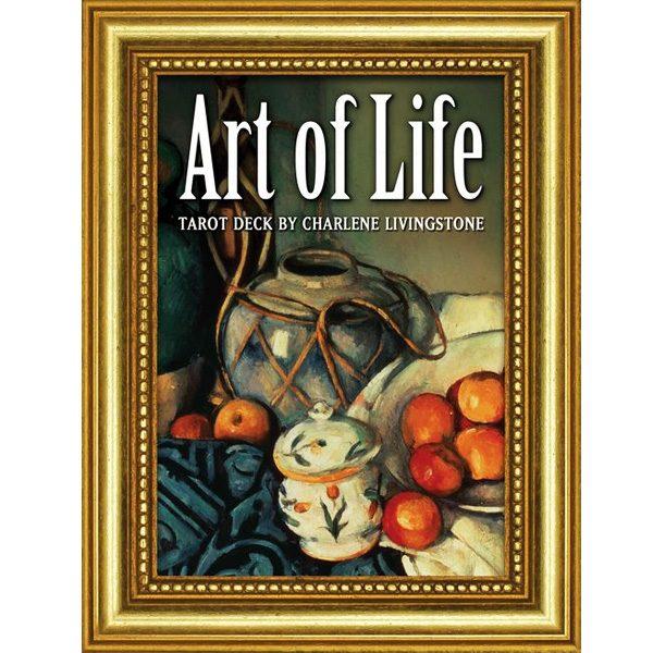 Art of Life Tarot cover