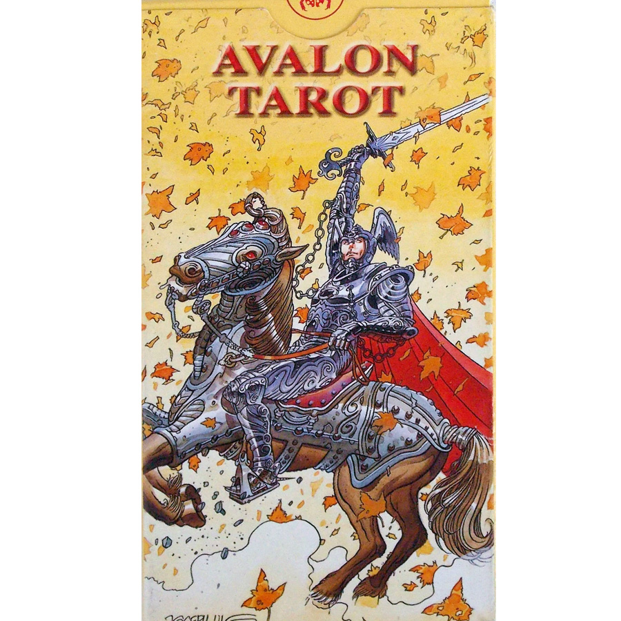 Avalon Tarot 8