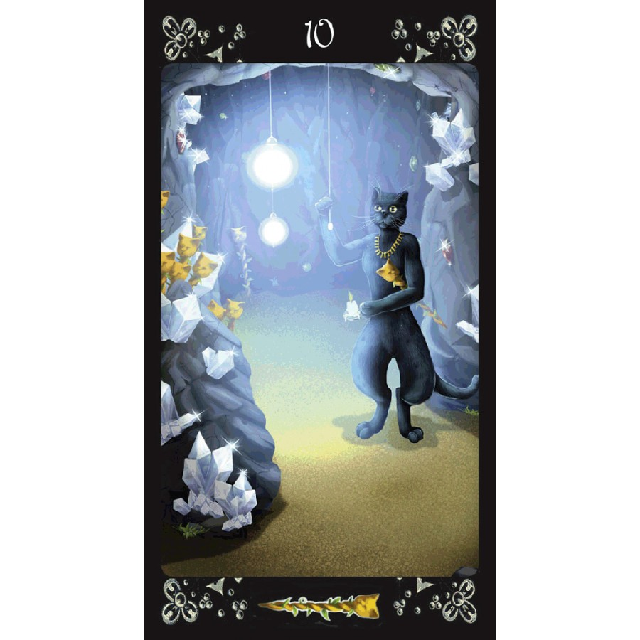 Black Cats Tarot 1