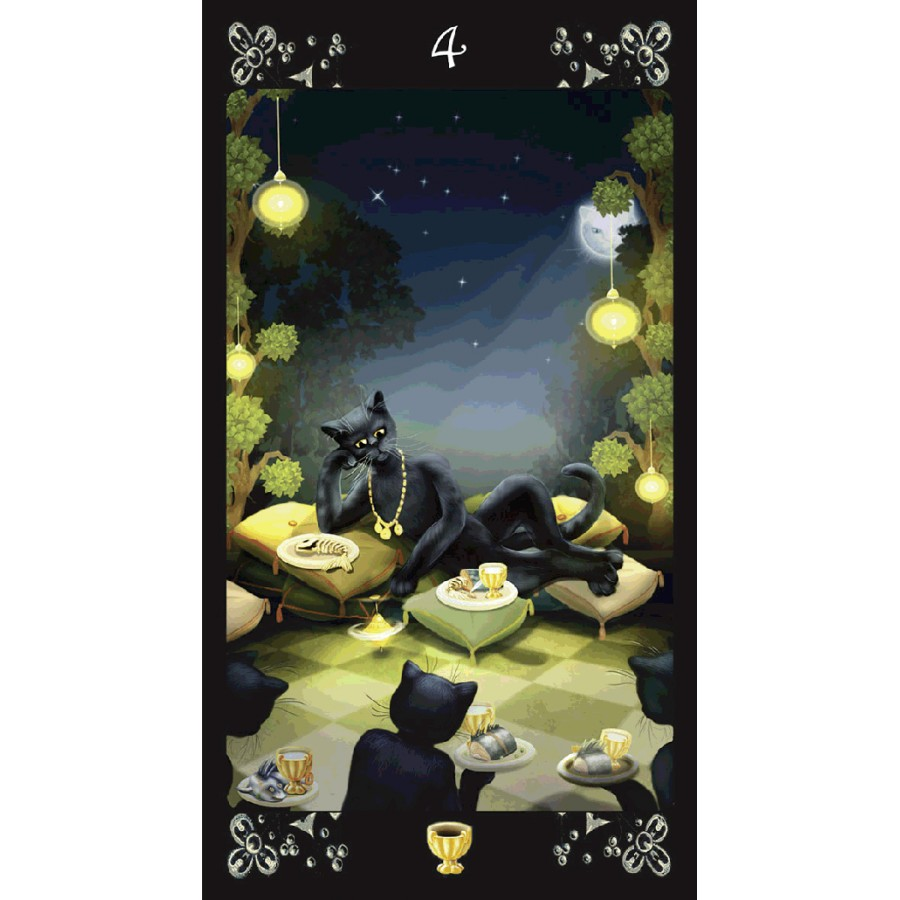 Black Cats Tarot 2