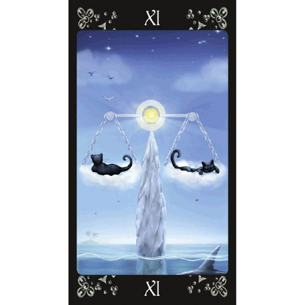 Black Cats Tarot 3