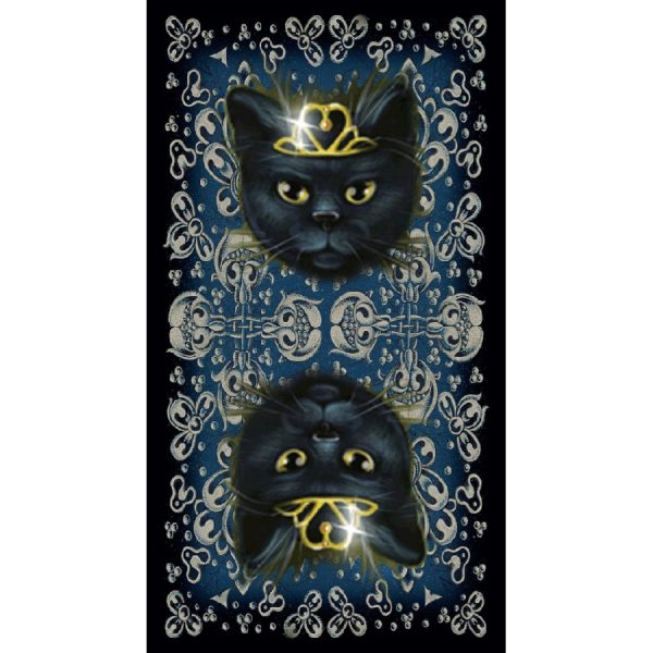 Black Cats Tarot 5