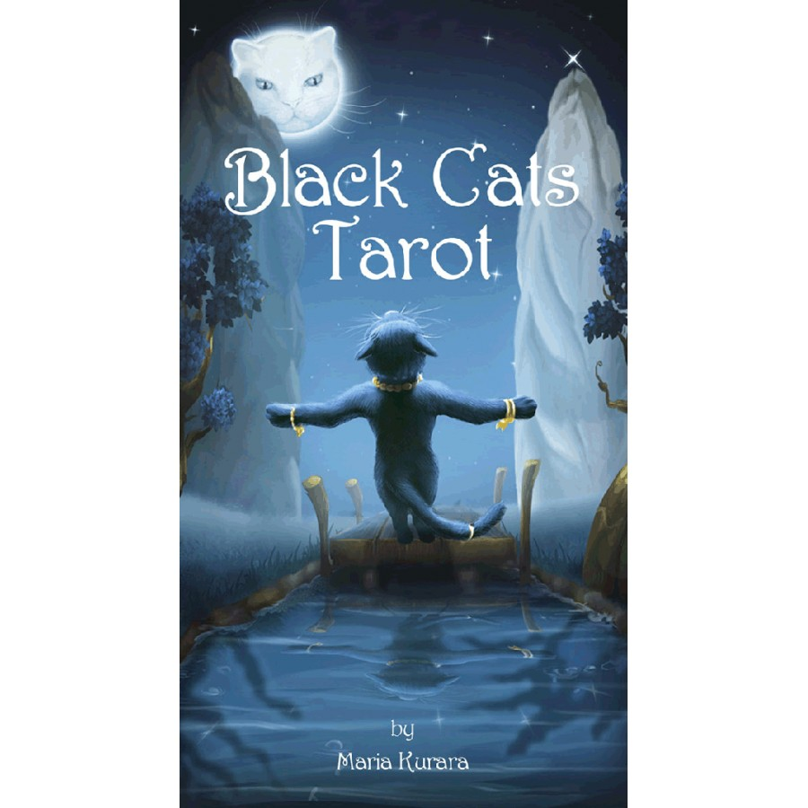 Black Cats Tarot 8