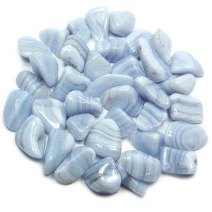 Đá Blue Lace Agate 21