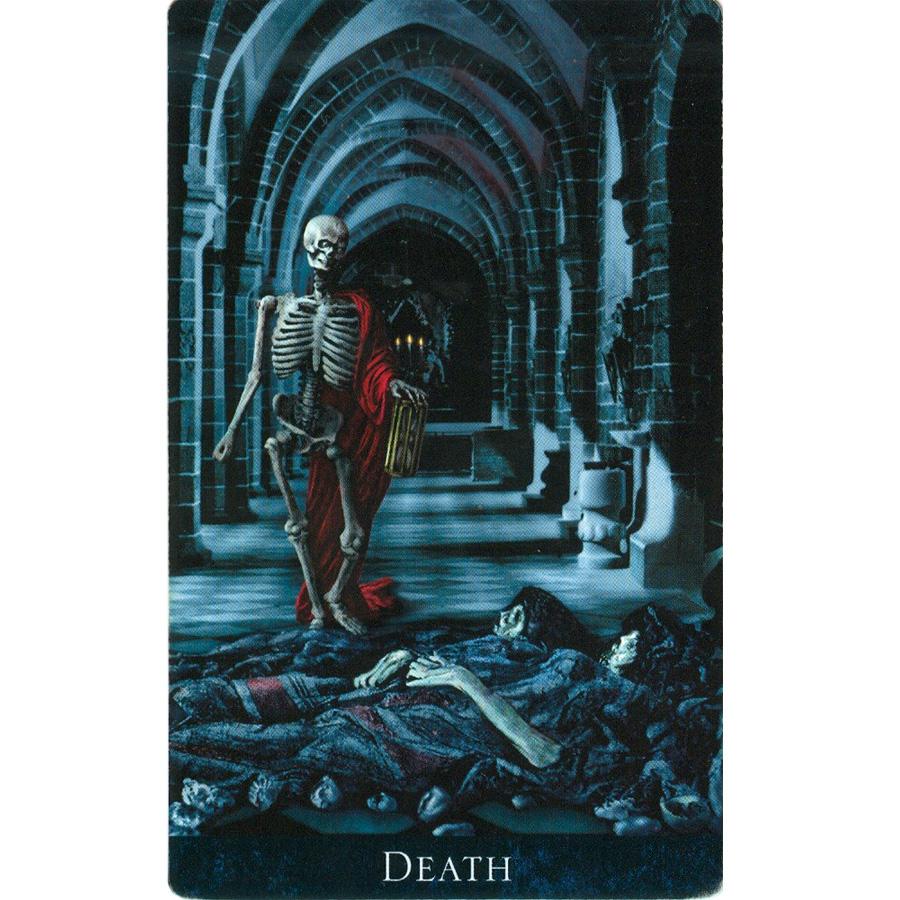 Bohemian Gothic Tarot 3