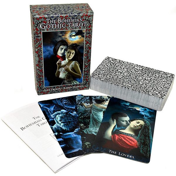 Bohemian Gothic Tarot 7