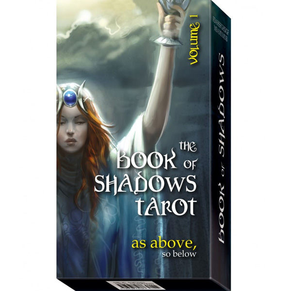 Book of Shadows Tarot - As Above 12