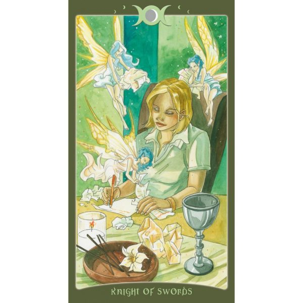 Book of Shadows Tarot – So Below 1