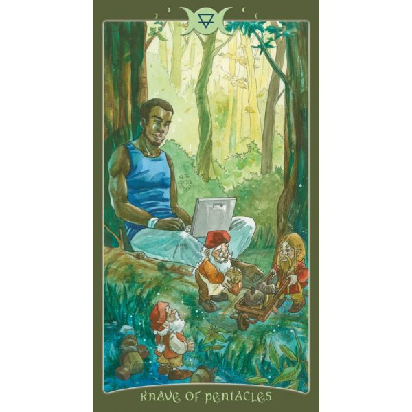 Book of Shadows Tarot – So Below 4