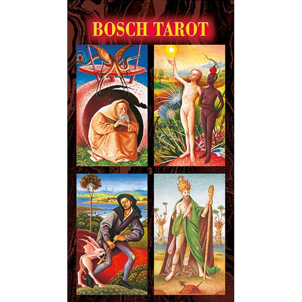 Book of Shadows Tarot - So Below 1