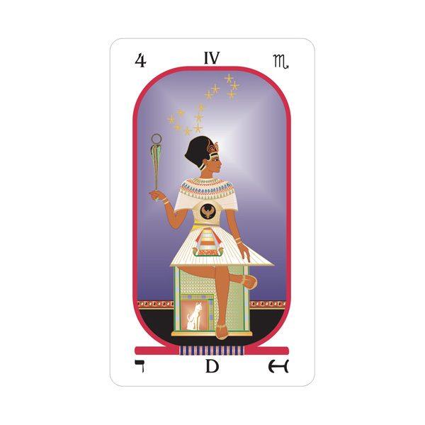 Brotherhood of Light Egyptian Tarot 3