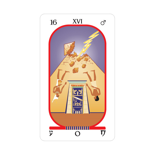 Brotherhood of Light Egyptian Tarot 5