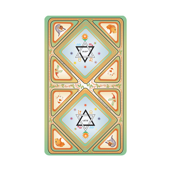 Brotherhood of Light Egyptian Tarot 7