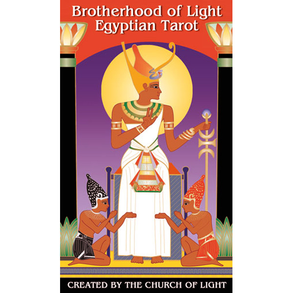 Brotherhood of Light Egyptian Tarot 3