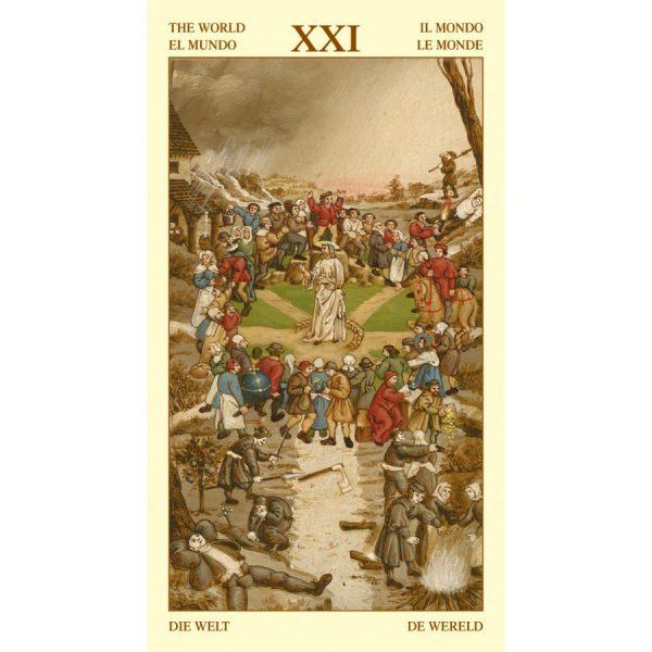 Bruegel Tarot 11