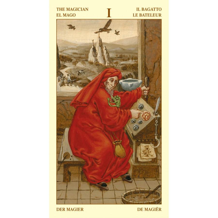 Bruegel Tarot 5