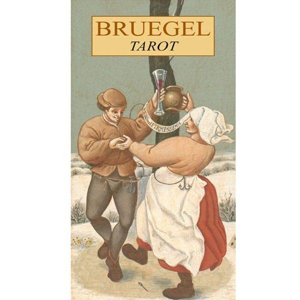 Bruegel Tarot cover