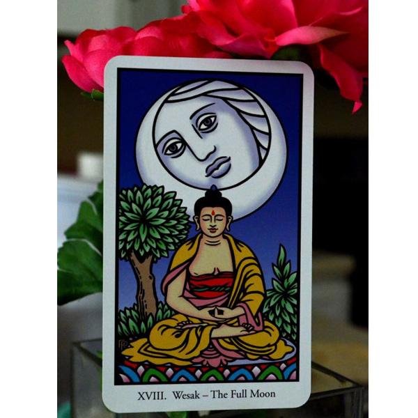 Buddha Tarot 3
