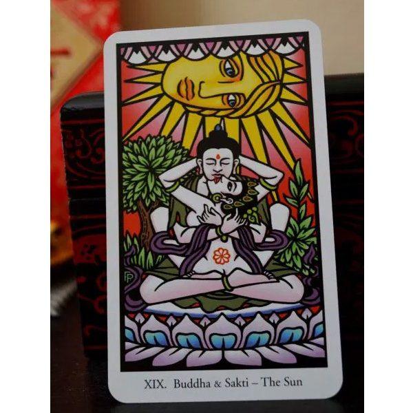 Buddha Tarot 6
