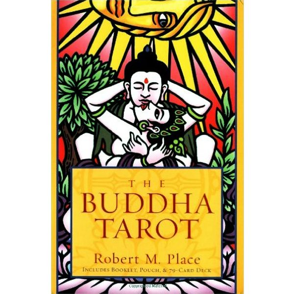 Buddha Tarot cover