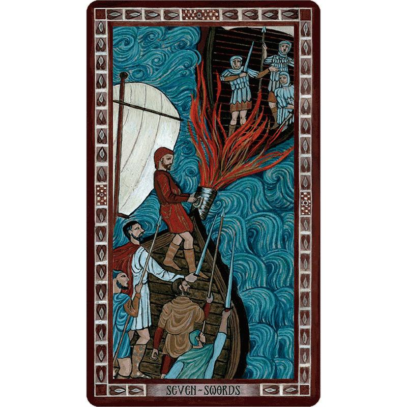 Byzantine Tarot 2