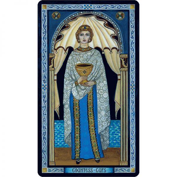 Byzantine Tarot 3