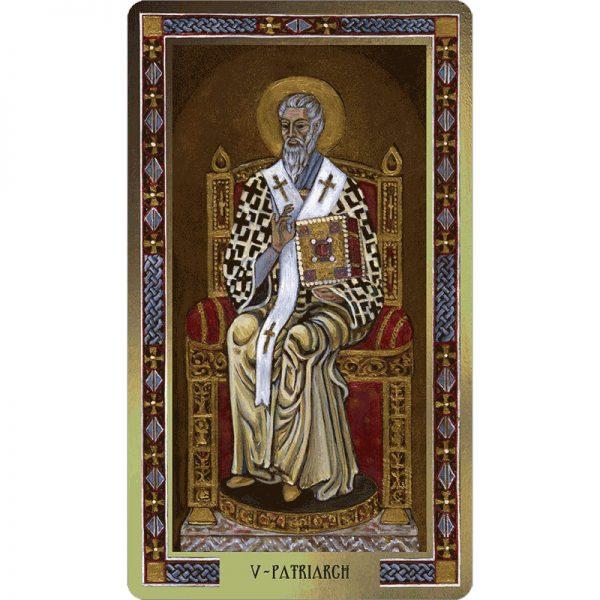 Byzantine Tarot 7