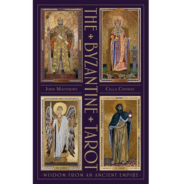 Byzantine Tarot cover