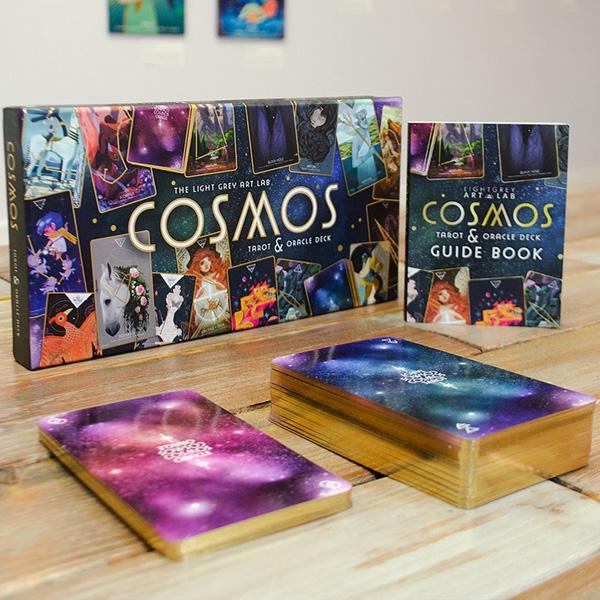 COSMOS Tarot & Oracle 2