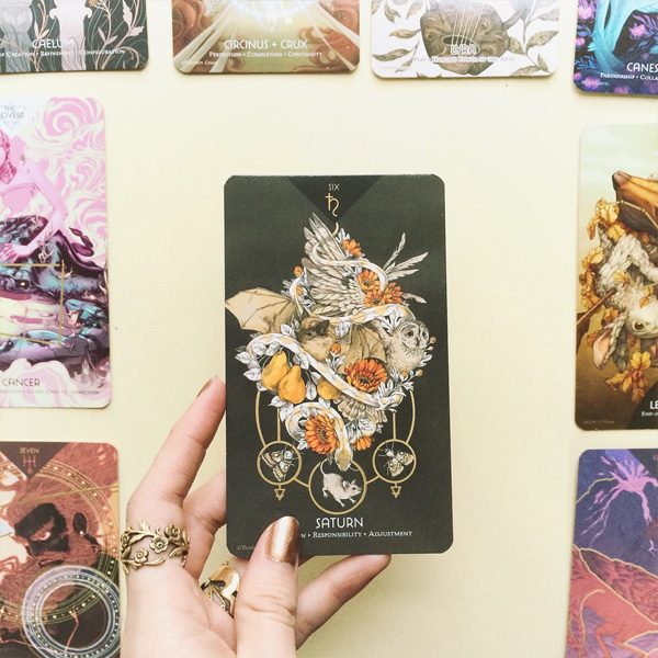 COSMOS Tarot & Oracle 3