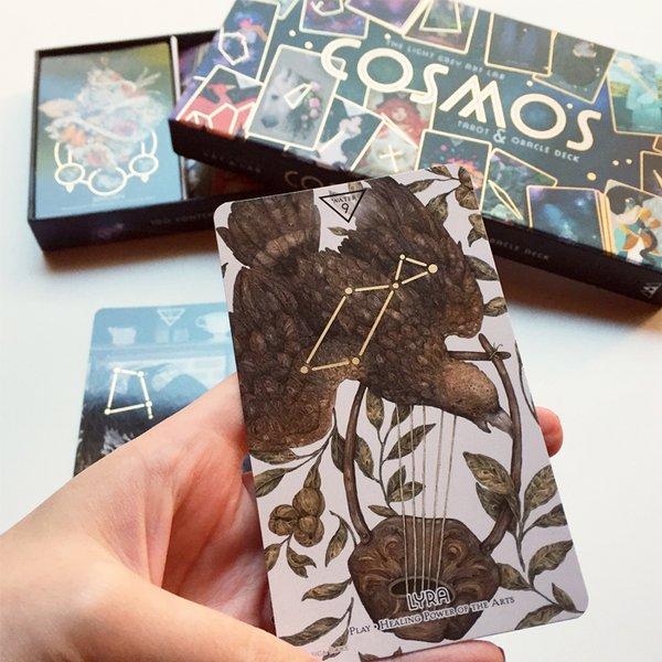 COSMOS Tarot & Oracle 4
