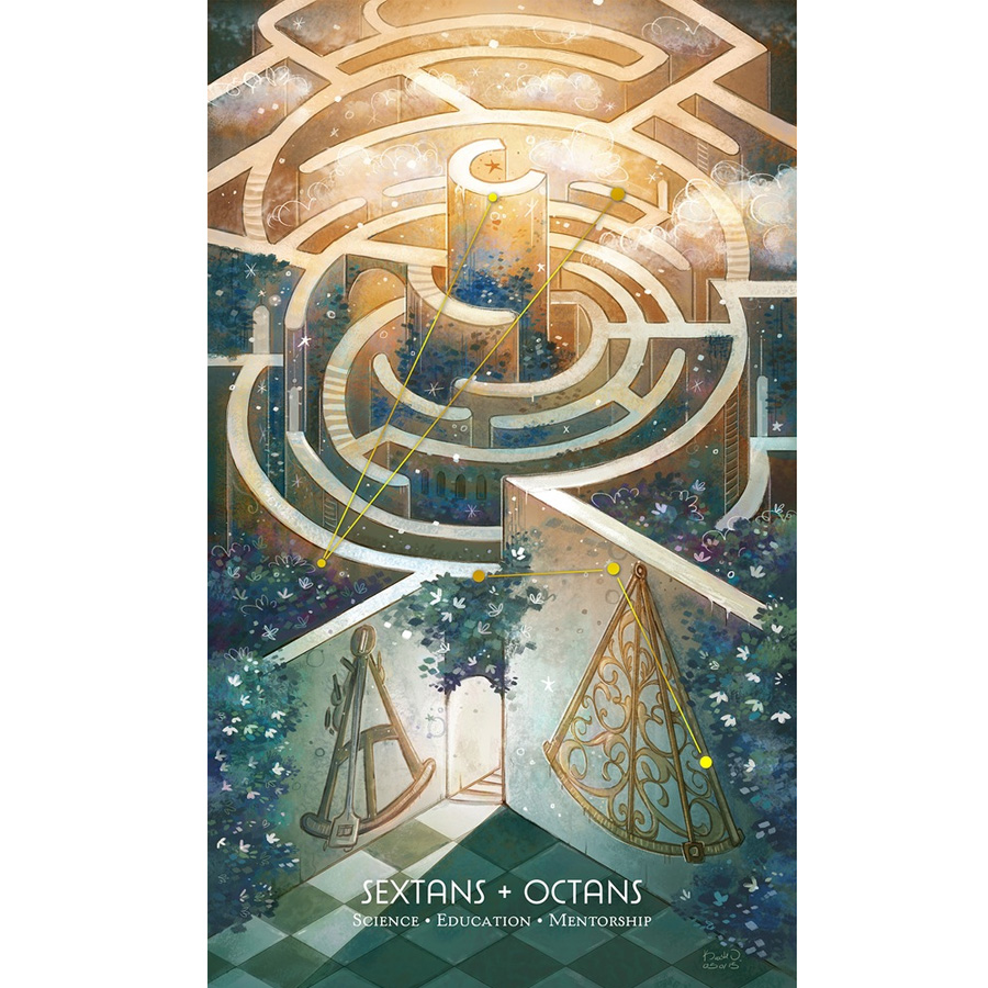 COSMOS Tarot & Oracle 9