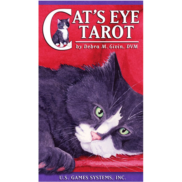 Cat's Eye Tarot 11