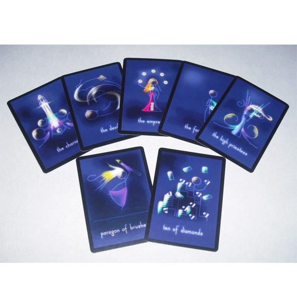 Celestial Stick People Tarot 1