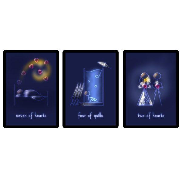 Celestial Stick People Tarot 2