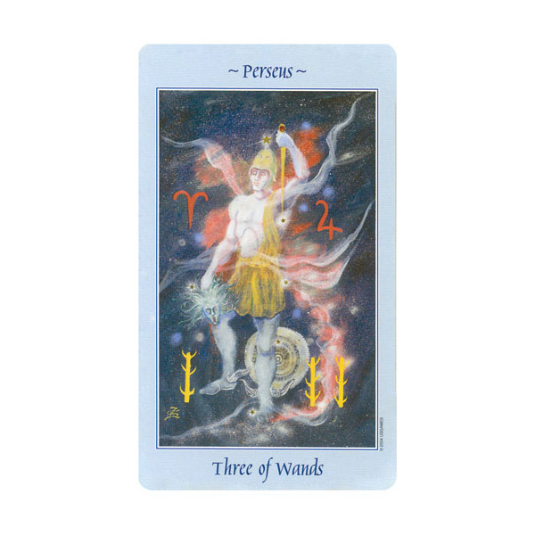Celestial Tarot 4