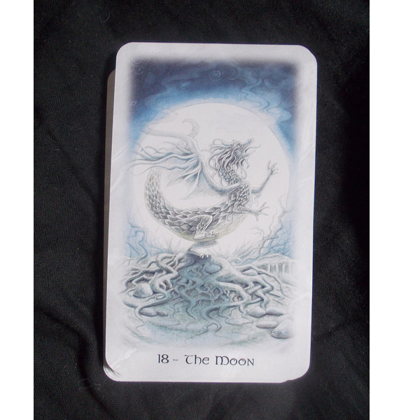 Celtic Dragon Tarot 1