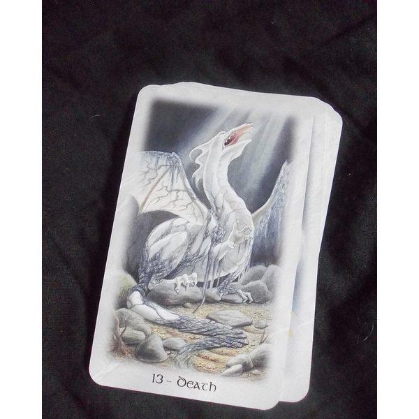 Celtic Dragon Tarot 4