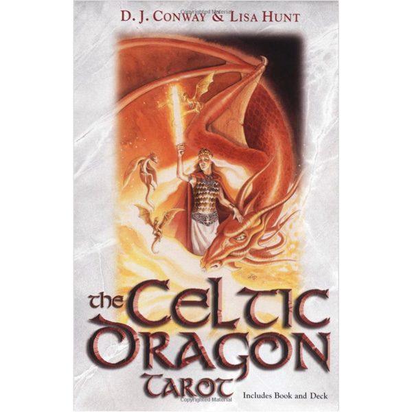 Celtic Dragon Tarot cover