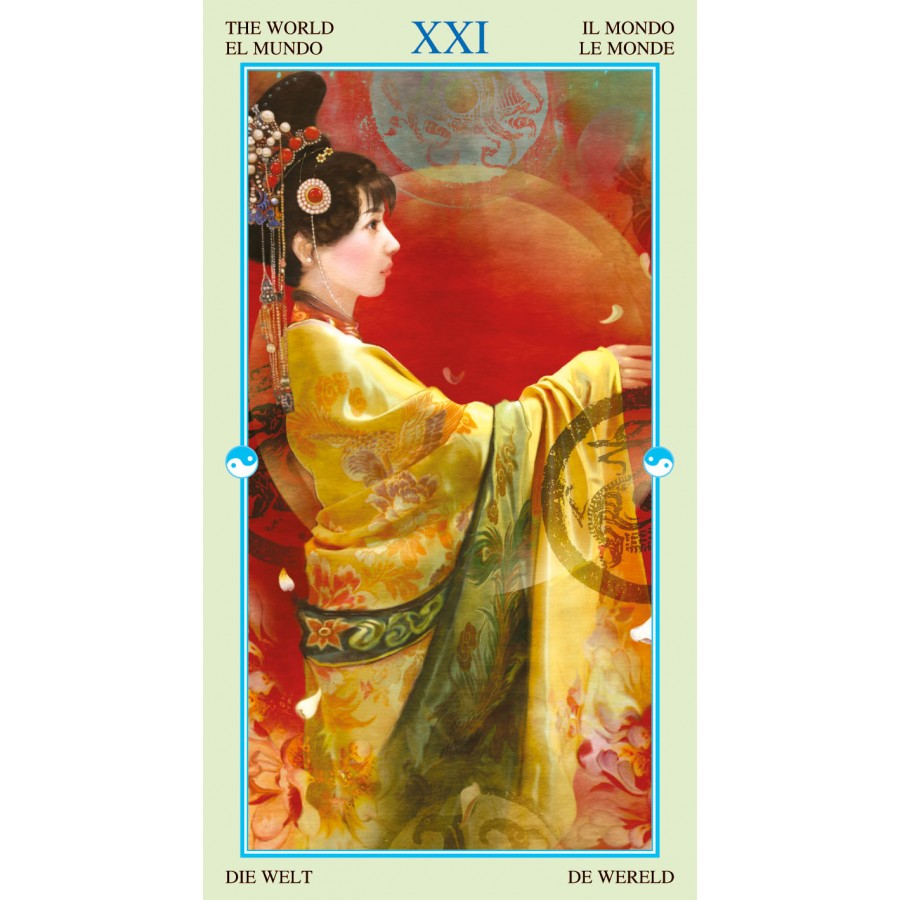 China Tarot 6