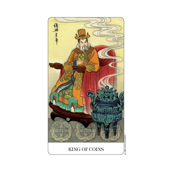 Chinese Tarot 3