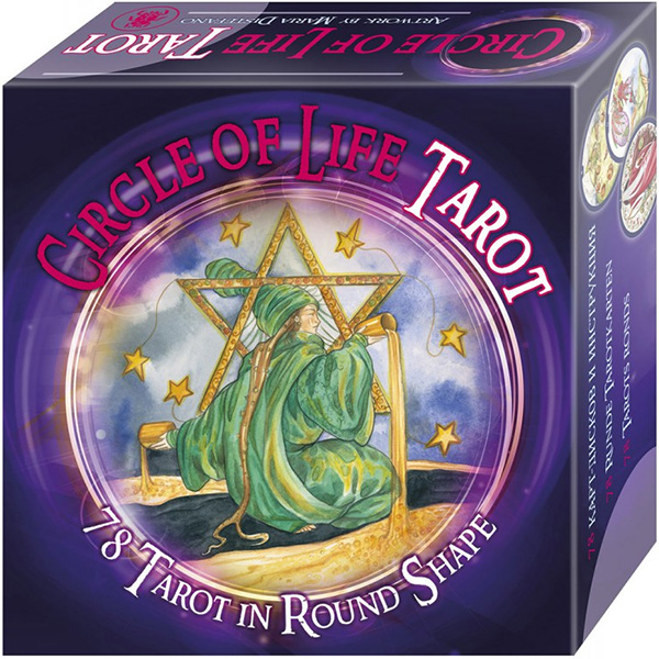 Circle of Life Tarot 3