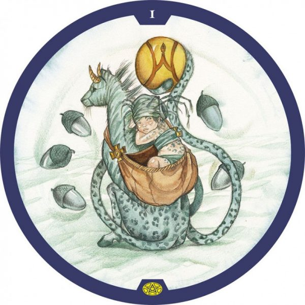 Circle of Life Tarot (New) 6