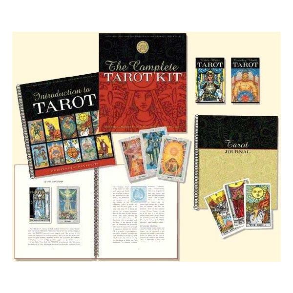 Complete Tarot Kit 4