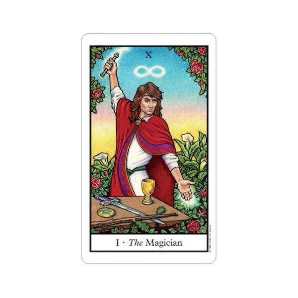 Connolly Tarot 2