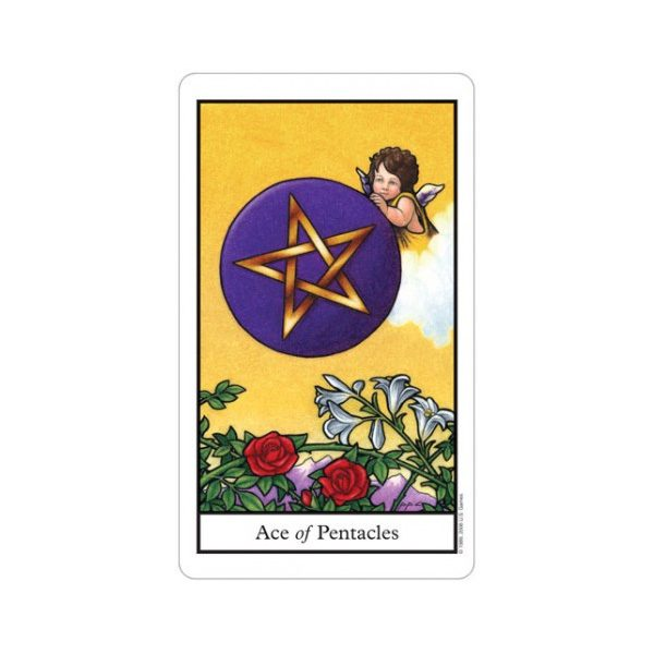 Connolly Tarot 6