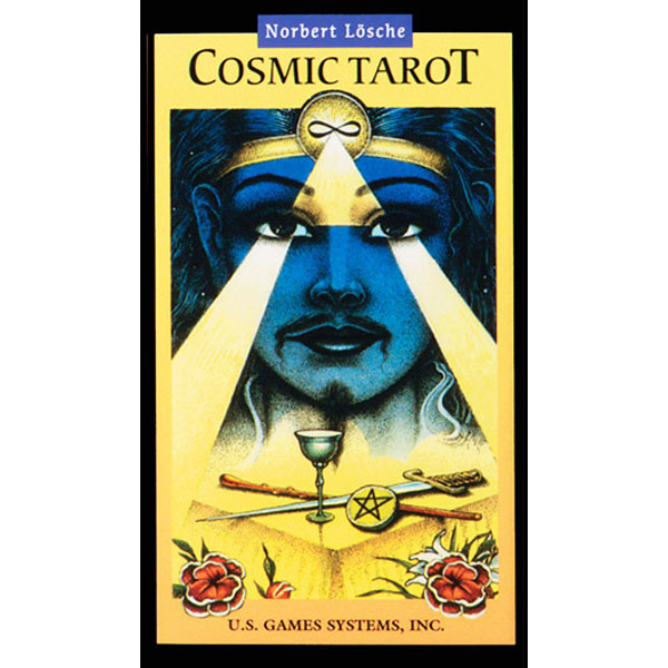 Cosmic Tarot cover