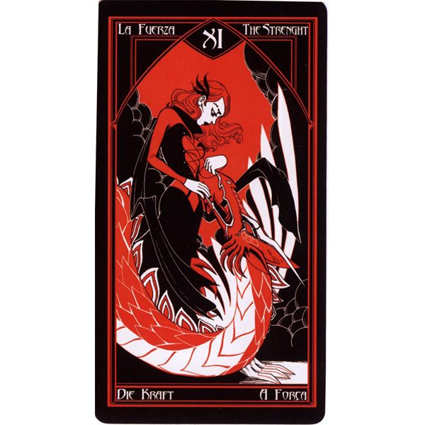 Cruel Thing Tarot 1